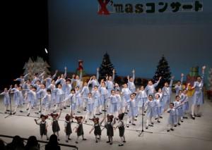 クリスマスコンサート写真web